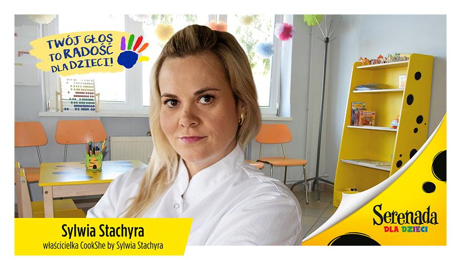 Sylwia Stachyra